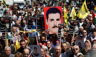 تضامناً مع إضراب الأسرى: الإيمان بفلسطين