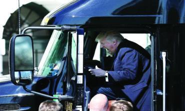 دونالد ترامب .. سائق الحافلة المتهوّر