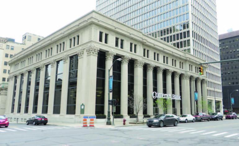 غيلبيرت يضم مبنى «كوميريكا بنك» إلى ممتلكاته في الدوانتاون
