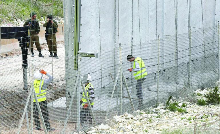 لبنان وإسرائيل: جدار الحرب!