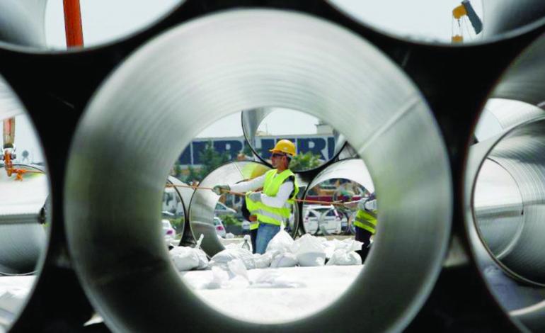 خلافات أنقرة–تل أبيب تهدّد مشروع أنبوب الغاز الإسرائيلي إلى تركيا