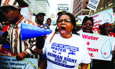 أصحاب ٢٠ ألف منزل وعقار تجاري في ديترويت مهدّدون بقطع المياه