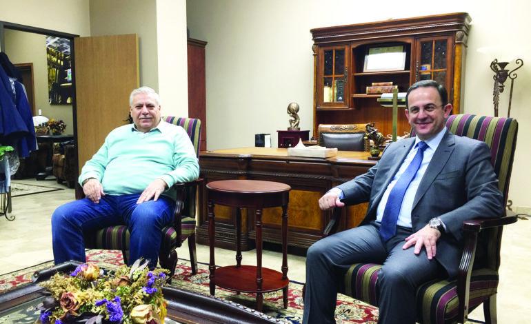 «صدى الوطن» تحاور وزير السياحة اللبناني أفيديس كيدانيان: استضفنا ١,٩ مليون زائر العام الماضي .. و2018 سيكون واعداً