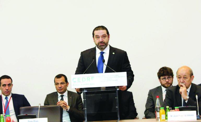 مؤتمر «سيدر–1»: وعود بقروض .. وديون إضافية على لبنان!