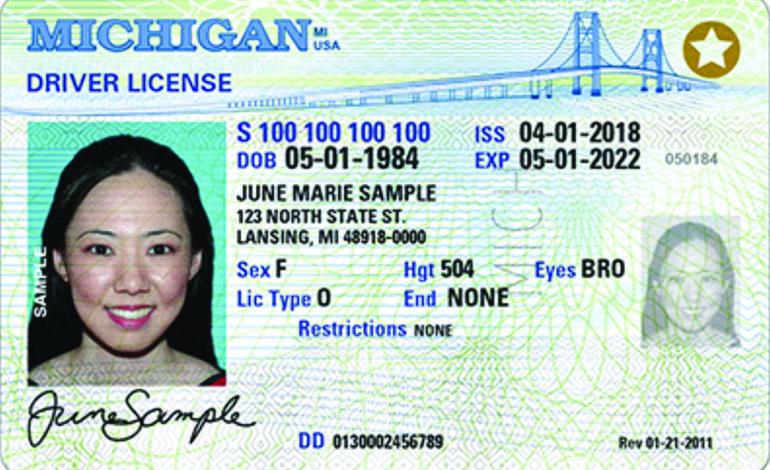 مقترح تشريعي بتمييز رخص القيادة لغير المواطنين في ميشيغن