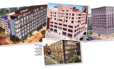 عائلة إيليتش تعلن عن ستة مشاريع جديدة في وسط ديترويت
