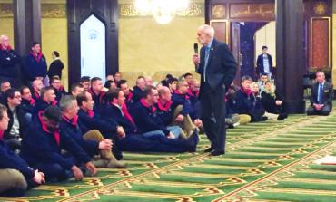 وليمة العار: عسكريون إسرائيليون في «المركز الإسلامي في أميركا» بديربورن!