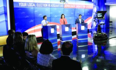 السباق الديمقراطي لحاكمية ميشيغن: ويتمر والسيد وتانيدار يتواجهون في مناظرة تلفزيونية أولى