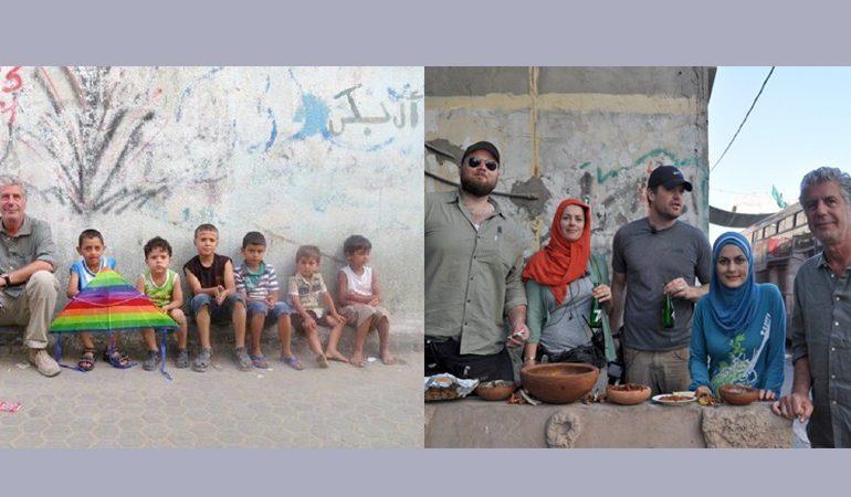 رحيل النجم «أنتوني بوردين» صديق أطفال غزة