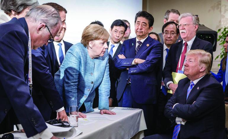 ترامب وأوروبا: توتر متصاعد يسابق الزمن