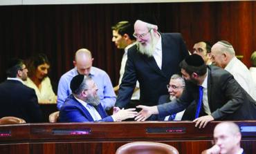 عرب إسرائيل مواطنون من الدرجة الثانية .. بالقانون