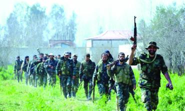 معركة الجنوب السوري تسابق «قمة هلسكني»
