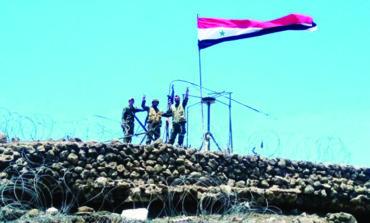 الجيش السوري في طريقه لاستعادة كامل الحدود مع الجولان