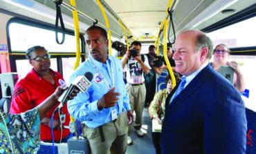 ديترويت تعزّز مواصلاتها العامة: حافلات من الدرجة الأولى!