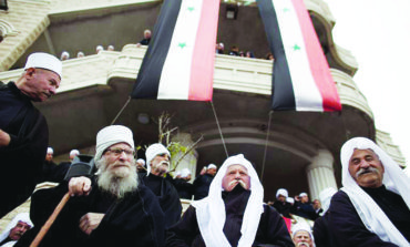مجزرة السويداء في سوريا .. محاولة إسرائيلية فاشلة