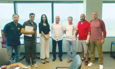 هل ترغب بالانضمام إلى فريق الجالية اللبنانية لكرة القدم؟