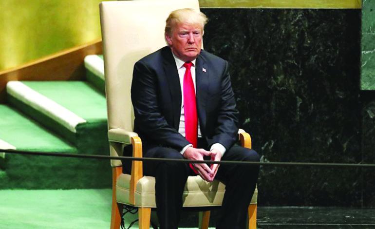 أبرز مواقف ترامب في اجتماعات الجمعية العامة للأمم المتحدة