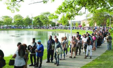 ديترويت تكرّم أريثا فرانكلين بإطلاق اسمها على منتزه عام في المدينة