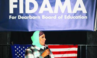 أمان فدامة .. أول يمنية أميركية تترشح لمنصب عام في ميشيغن