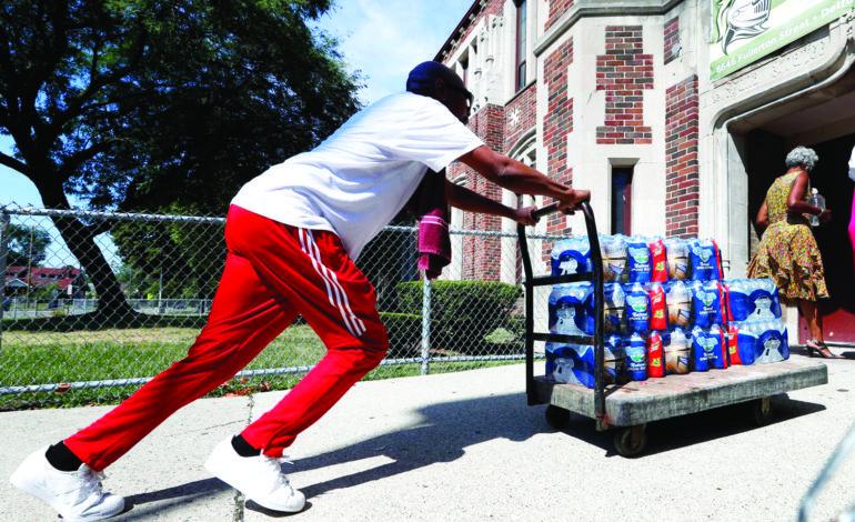 مياه مدارس ديترويت «غير آمنة» حتى إشعار آخر