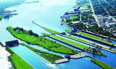 قناة مائية جديدة بمليار دولار لتعزيز الملاحة في شمال ميشيغن