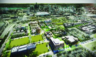 ٣٠٠ مليون دولار لبناء حي سكني عصري  في وسط ديترويت