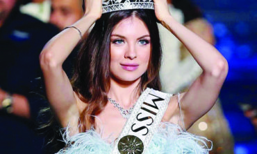 مايا رعيدي تتربع على عرش الجمال اللبناني