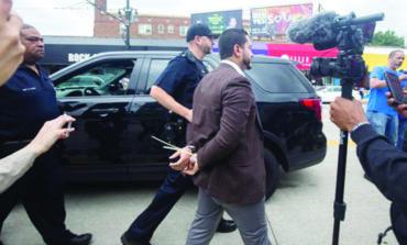 اعتقال رشيدة طليب وعبدول السيد على جبهة رفع الحد الأدنى للأجور في ديترويت