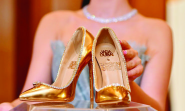 أغلى حذاء في العالم