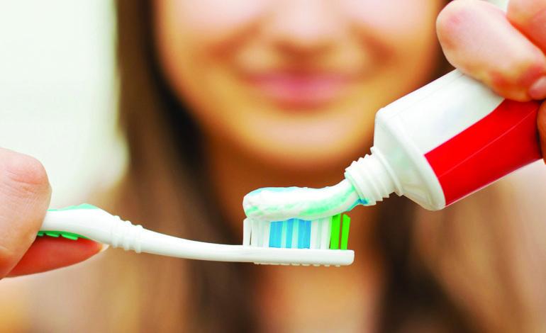 مادة خطيرة في معجون الأسنان