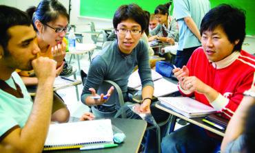 تراجع أعداد الطلاب الأجانب في أميركا