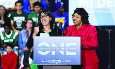 هل تسحب رئيسة مجلس ديترويت البلدي بساط الكونغرس من تحت قدمي رشيدة طليب؟