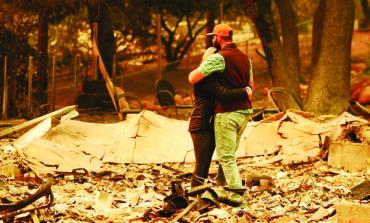 حرائق كاليفورنيا .. كارثية: دمار هائل ومئات القتلى والمفقودين
