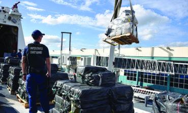 ضبط كميات ضخمة من الكوكايين  في طريقها إلى الولايات المتحدة
