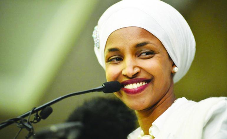 الكونغرس يعتزم السماح بارتداء الحجاب .. بسبب إلهان عمر