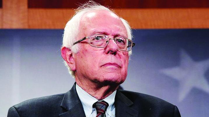 ساندرز يعلن عزمه الترشح  للرئاسة ٢٠٢٠: هاتوا من هو أفضل لهزيمة ترامب!