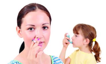 التدخين السلبي يهدد طفلك بهذه الأمراض