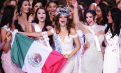 لأول مرة .. مكسيكية على عرش جمال العالم