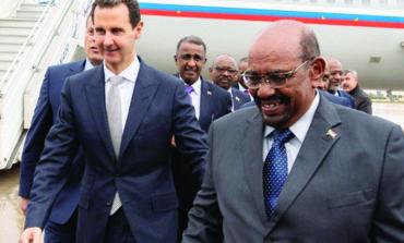 ماذا وراء زيارة عمر البشير إلى دمشق؟