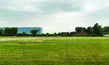 مصنع جديد في شرق ديربورن