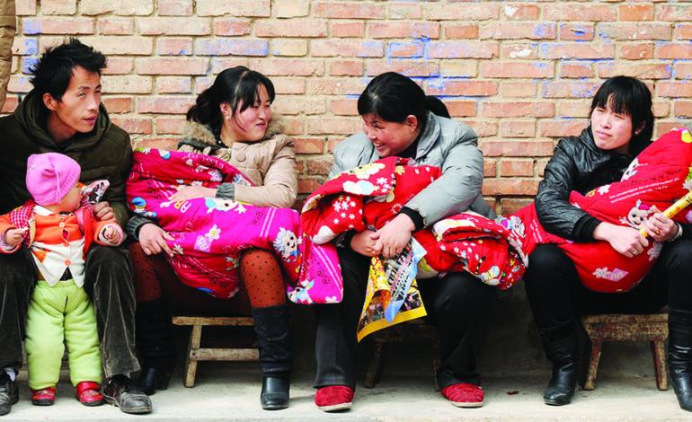 مطلوب 80 مليون امرأة في الهند والصين