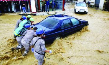 لبنان يغرق بالمياه .. والحكومة في «الثلث المعطل»!