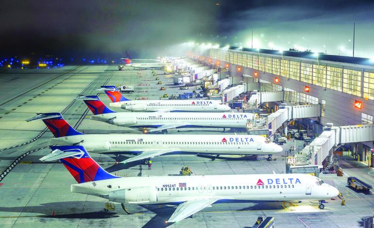 مطار مترو ديترويت الدولي بين الأكثر دقة في المواعيد حول العالم