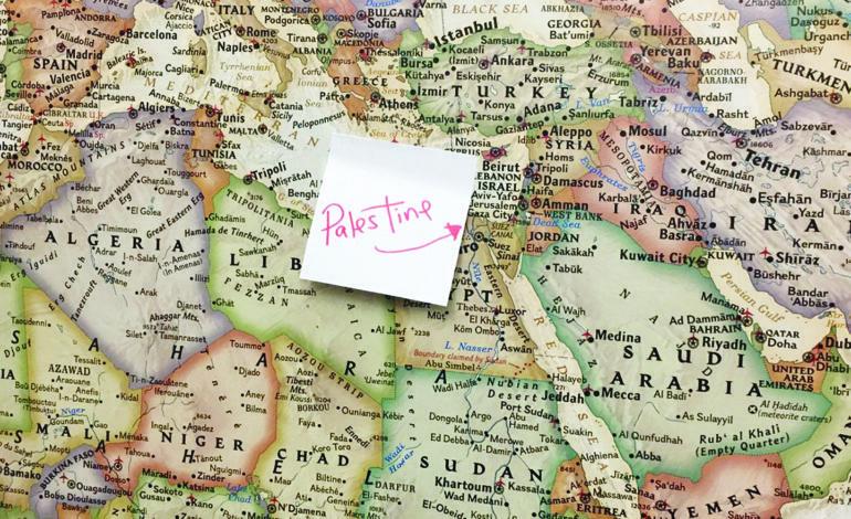 طليب «تعيد» فلسطين إلى خريطة العالم .. في مكتبها بالكونغرس