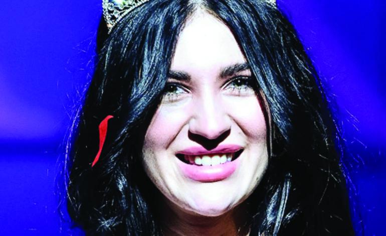 عراقية تفوز بلقب ملكة جمال العرب في الولايات المتحدة