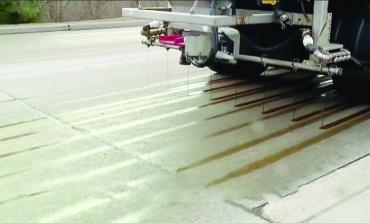 فارمينغتون هيلز تستخدم عصير الشمندر لإذابة الجليد عن الطرق