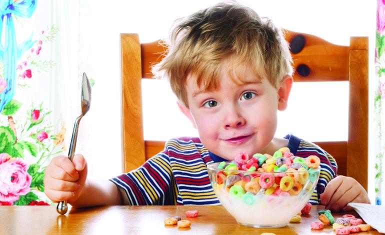 توصية بتفادي الكورن فليكس في إفطار أطفالكم!