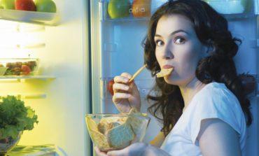 وجبة العشاء قبل النوم لا تضر بالصحة