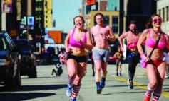 سباق بالملابس الداخلية في ديترويت .. والهدف خيري!