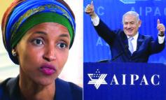 إلهان عمر محقة بشأن «آيباك» الإسرائيلية .. واعتذارها مرفوض
